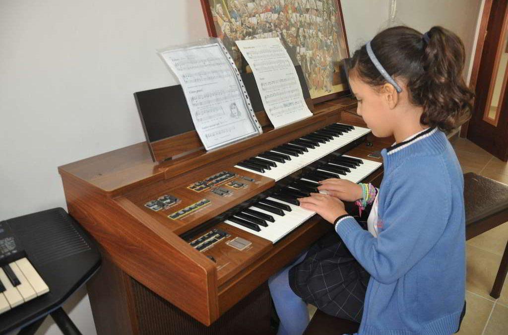 Piano y órgano
