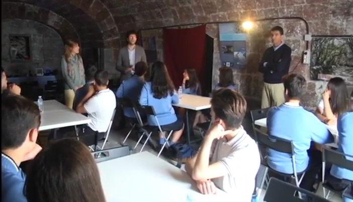 El Colegio Virgen del Mar invitado a la clausura de las Jornadas Científicas IPNA-CSIC
