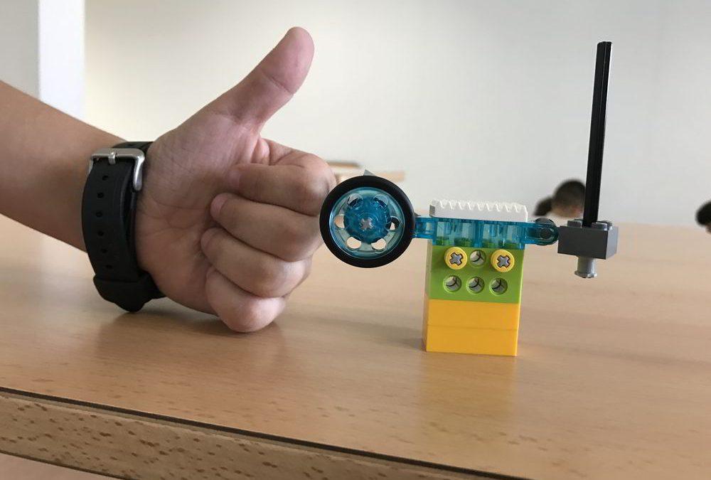 Robótica Educativa con Lego