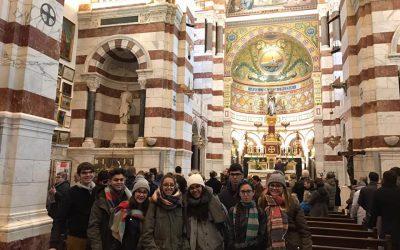 """Los alumnos de 2º de Bachillerato han disfrutado de un """"Crucero por el Mediterráneo"""""""