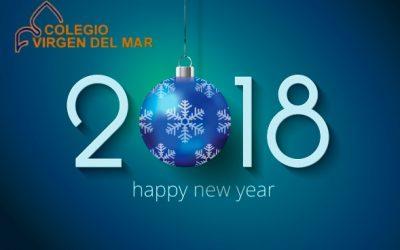 Feliz año 2018 | Villancicos Virgen del Mar