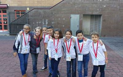Participamos en la First Lego League Tenerife 2018