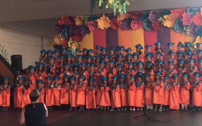Festivales fin de curso 2018 de Infantil y Primaria