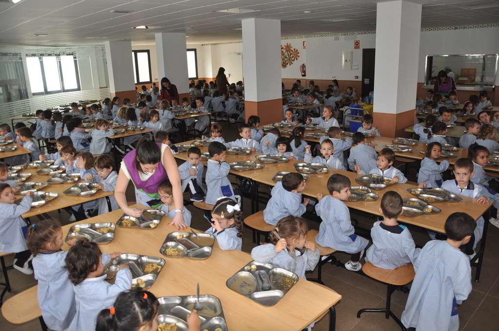 Comedor - Colegio Virgen del Mar