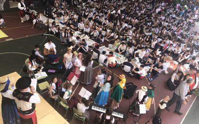 Celebración día de Canarias Curso 18-19